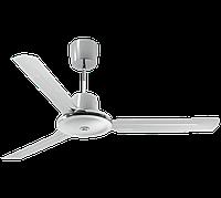"""Потолочный реверсивный вентилятор Vortice NK Evolution R 120/48""""  Silver"""