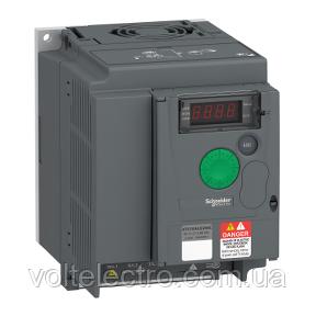 Перетворювач частоти ATV310 3кВт 380В 3ф ATV310HU30N4E