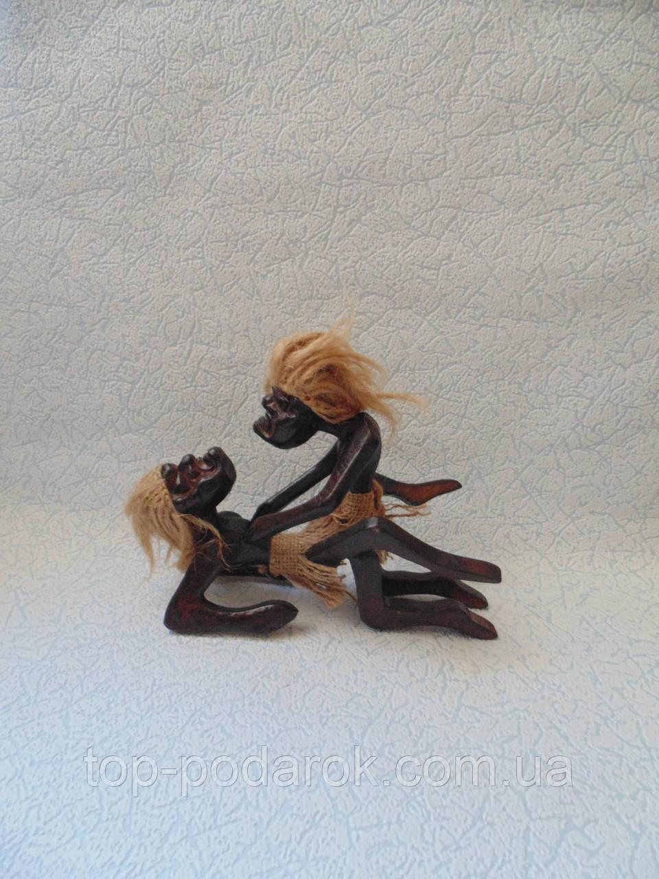 Статуэтка деревянная Камасутра