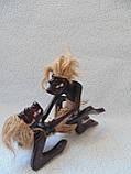 Статуэтка деревянная Камасутра , фото 3