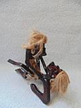 Статуэтка деревянная Камасутра , фото 4
