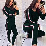 Удобный женский спортивный костюм в расцветках., фото 2