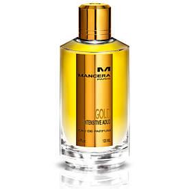 Парфюмерная вода для женщин Mancera Gold Intensive, 120 мл