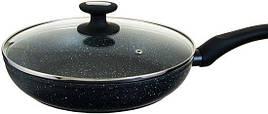 Сковорода со стеклянной крышкой 20 см Edenberg EB-4107