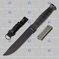 Нескладной нож 24100 с точилкой MHR /05-81