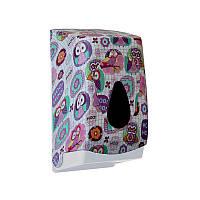 Держатель туалетной бумаги листовой MERIDA UNIQUE JOY LINE