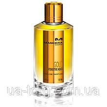 Парфюмированная вода для женщин Mancera Gold Intensive Aoud 120 ml
