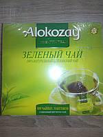 Чай зелёный Alokozay 100 пакетиков