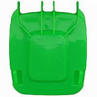 Крышка для контейнера 120л зеленая