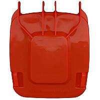 Крышка для контейнера 120л красная