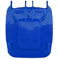 Крышка для контейнера 120л синяя