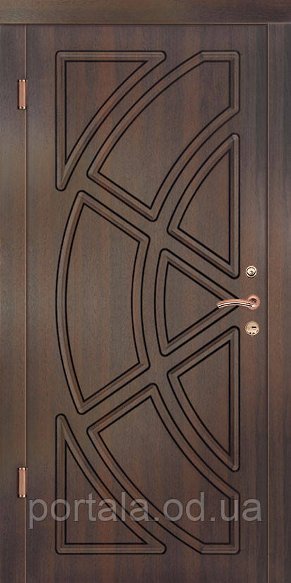 """Вхідні двері """"Портала"""" (серія Елегант NEW) ― модель Магнолія"""