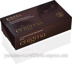 ESTEL Professional Краска для бровей и ресниц ENIGMA Тон классический коричневый