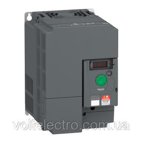 Перетворювач частоти ATV310 7,5 кВт 380В 3ф ATV310HU75N4E