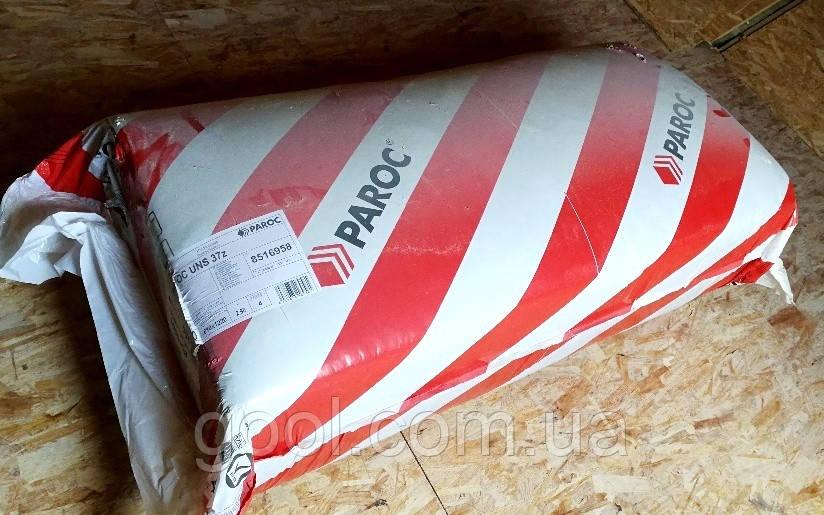 Утеплитель базальтовый Paroc UNS 37 (Парок УНС 37) 1200х600х100 мм плотность до 30 кг/м3 в упаковке 5,95 м2