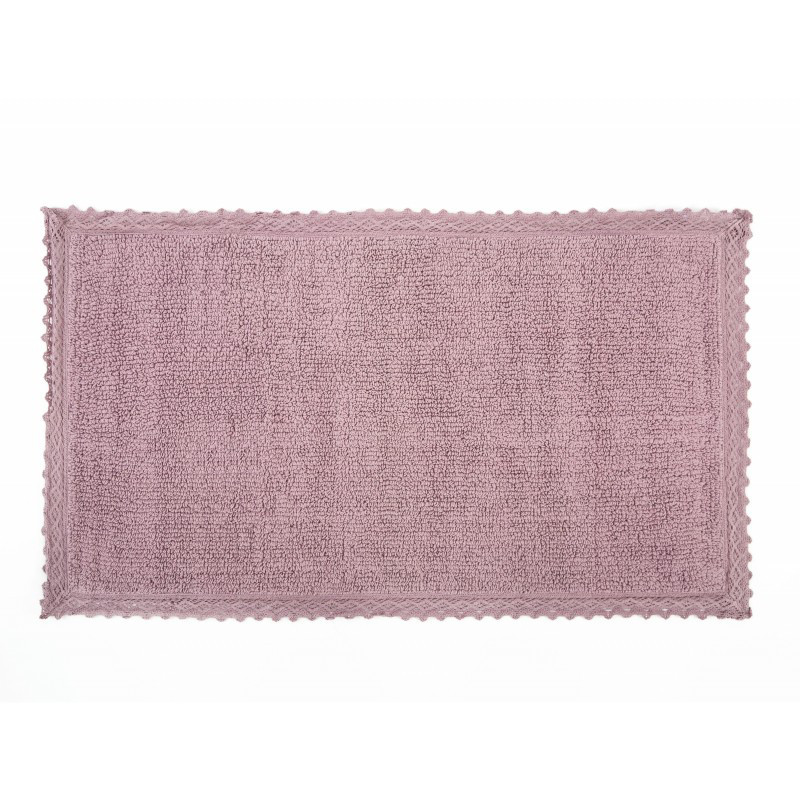 Коврик Irya - Polka lavender сиреневый 50*90 см
