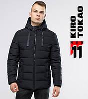 11 Kiro Tоkao | Куртка зимняя 6008 черная р. 42 44 46
