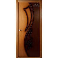 Двери Белвуддорс, Корона дуб радиал/орех ПГ серия стандарт