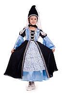 """Детский карнавальный костюм """"Принцесса готическая"""""""