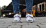 Мужские кроссовки Nike Air Max 97 OG x  Undefeated White. Живое фото (Реплика ААА+), фото 3