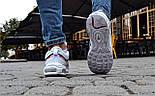 Мужские кроссовки Nike Air Max 97 OG x  Undefeated White. Живое фото (Реплика ААА+), фото 2