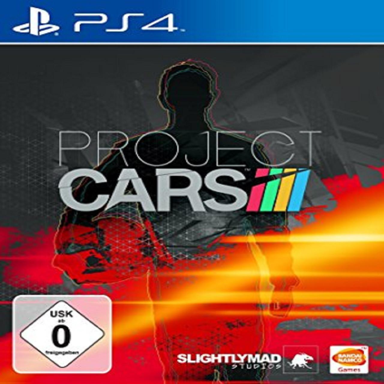 Project CARS RUS PS4 (Б/В)