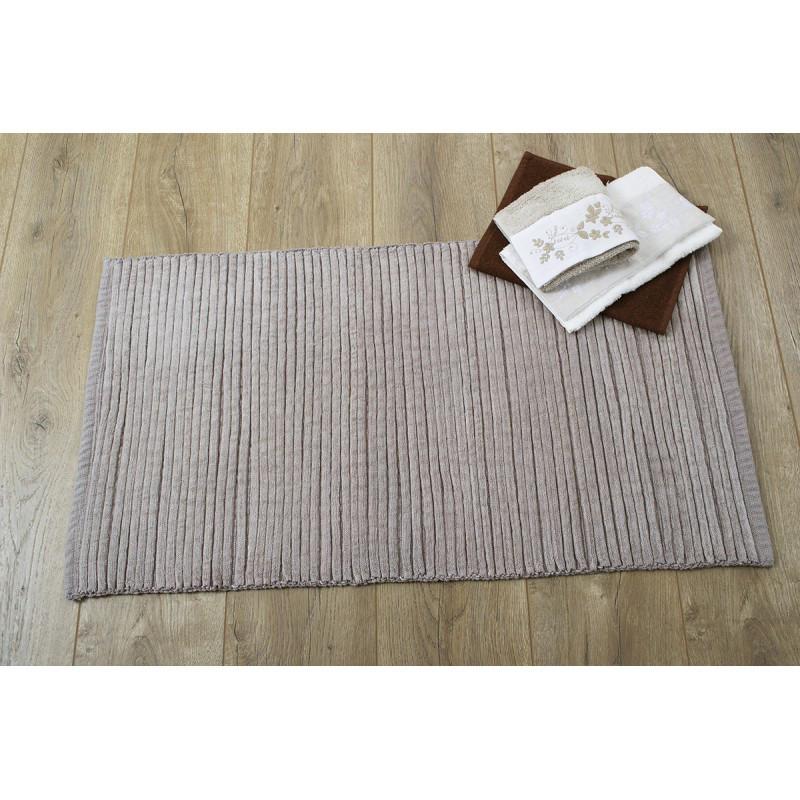 Коврик Irya - Simon dk. gri серый 60*120 см