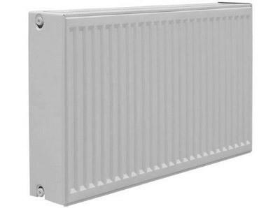 Сталевий радіатор Termo Teknik 900x1400, 33 тип, бокове підключення