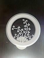 Светодиодный светильник бра  цвет белый 953, фото 1
