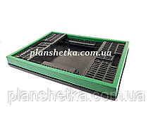 Ящик пластиковый складной 480х350х240 Цветной, фото 3