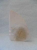 Статуэтка Рыбка деревянная размер 20*16 см, фото 1