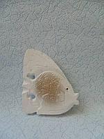 Статуэтка Рыбка деревянная размер 15*13 см, фото 1