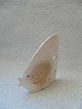 Статуэтка Рыбка деревянная размер 15*13 см, фото 3
