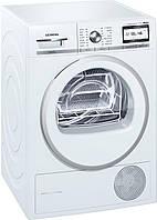 Сушильный автомат с тепловым насосом SIEMENS WT7HY781PL, фото 1