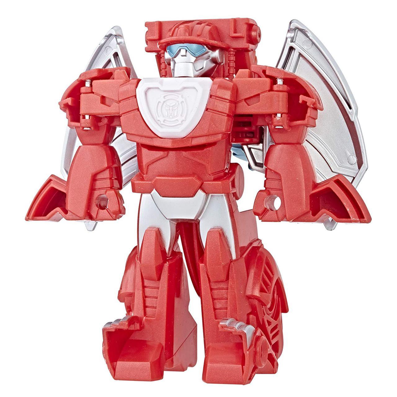 Трансформер Playskool Heroes Transformers Хитвейв Фаер Бот Боты спасатели