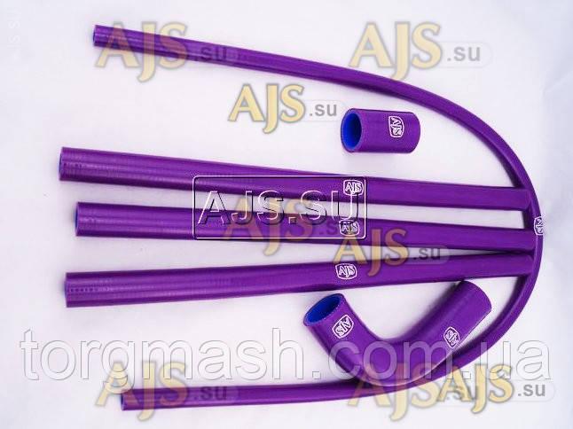 Комплект силіконових патрубків ВАЗ 2110-2170