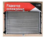 Радиатор охлаждения ВАЗ 2110, 2111, 2112 алюминиевый инжектор ДААЗ