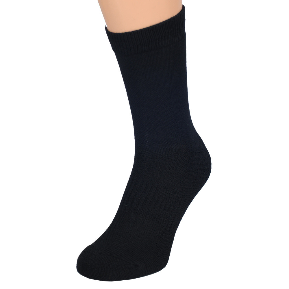 Носки трекинговые MIL-TEC термоактивные Coolmax Socks Black Черные