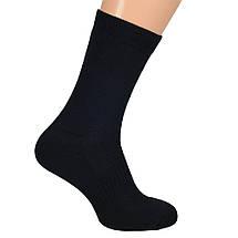 Носки трекинговые MIL-TEC термоактивные Coolmax Socks Black Черные, фото 3