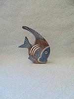 Статуэтка Рыбка деревянная размер 21*14 см, фото 1
