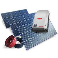 Готовый бизнес. Солнечная электростанция для зеленого тарифа (мощность 20 кВт)