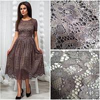 гипюровое платье до 54 размера