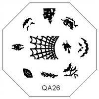 Диск для стемпинга QA26