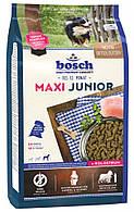 Сухой корм Бош Макси Юниор (Bosch Maxi Junior) для щенков гигантских и крупных пород, 15 кг