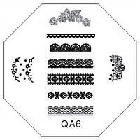 Диск для стемпинга QA06