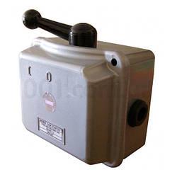 Разъединитель QS5-30A 3P 30А I-0 (вкл-выкл), АСКО-УКРЕМ