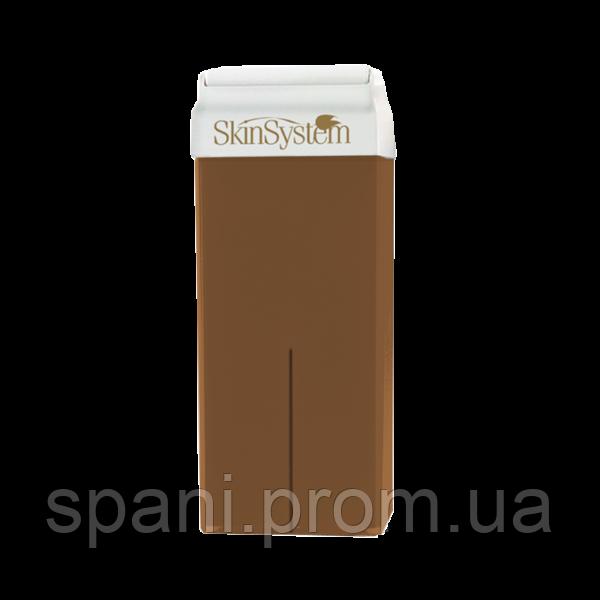 Skin System, Воск кассетный «Шоколад», Италия, 100 мл