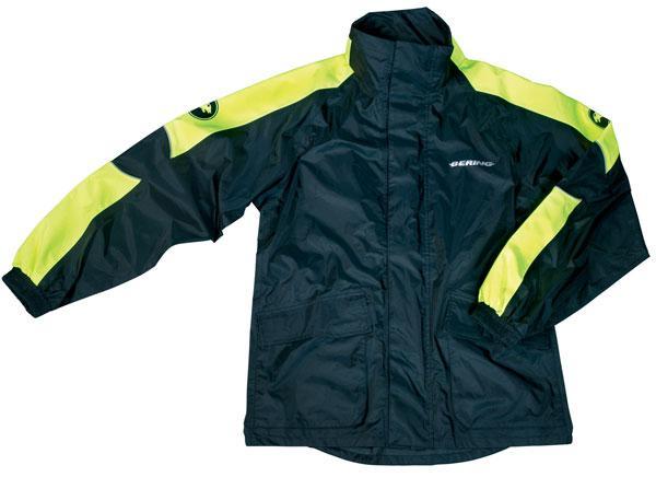 Дождевая куртка BERING MANIWATA (XS) black\fluorescent