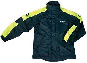 Дождевая куртка BERING MANIWATA (L) black\fluorescent