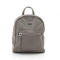 Рюкзак D. Jones 5600-2 d. taupe (серо-коричневый)